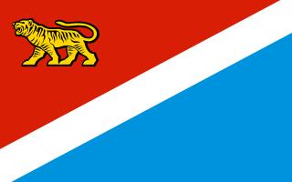 Флаг Приморского края