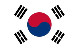 Флаг Кореи (Южной, Северной)