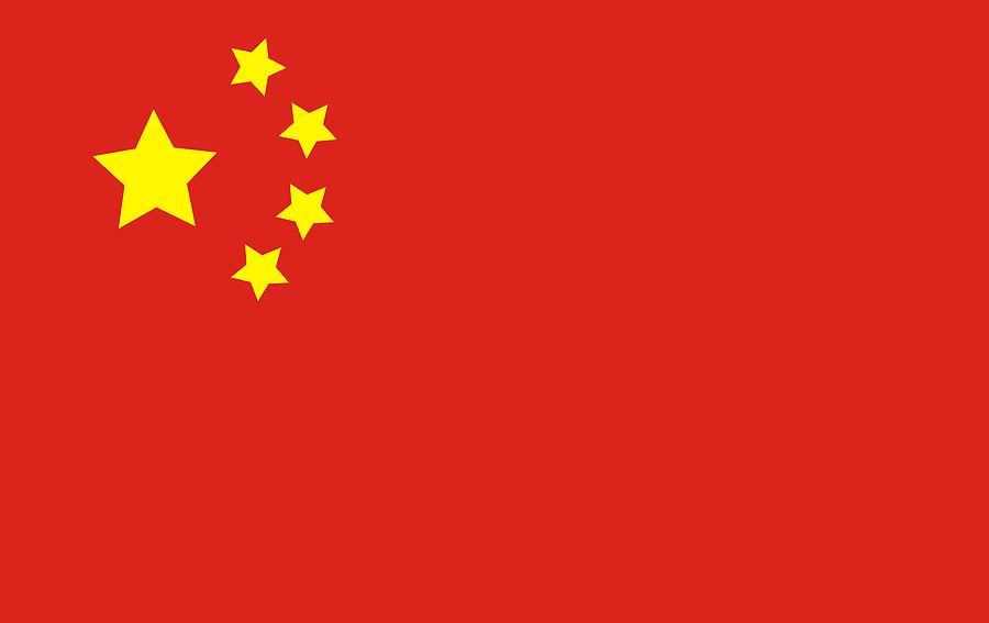 Флаг Китая - цвета, история возникновения, что обозначает