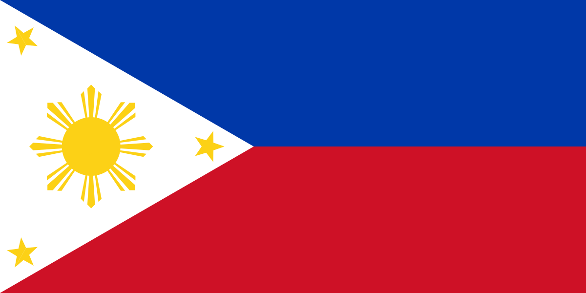 Флаг Филлипин