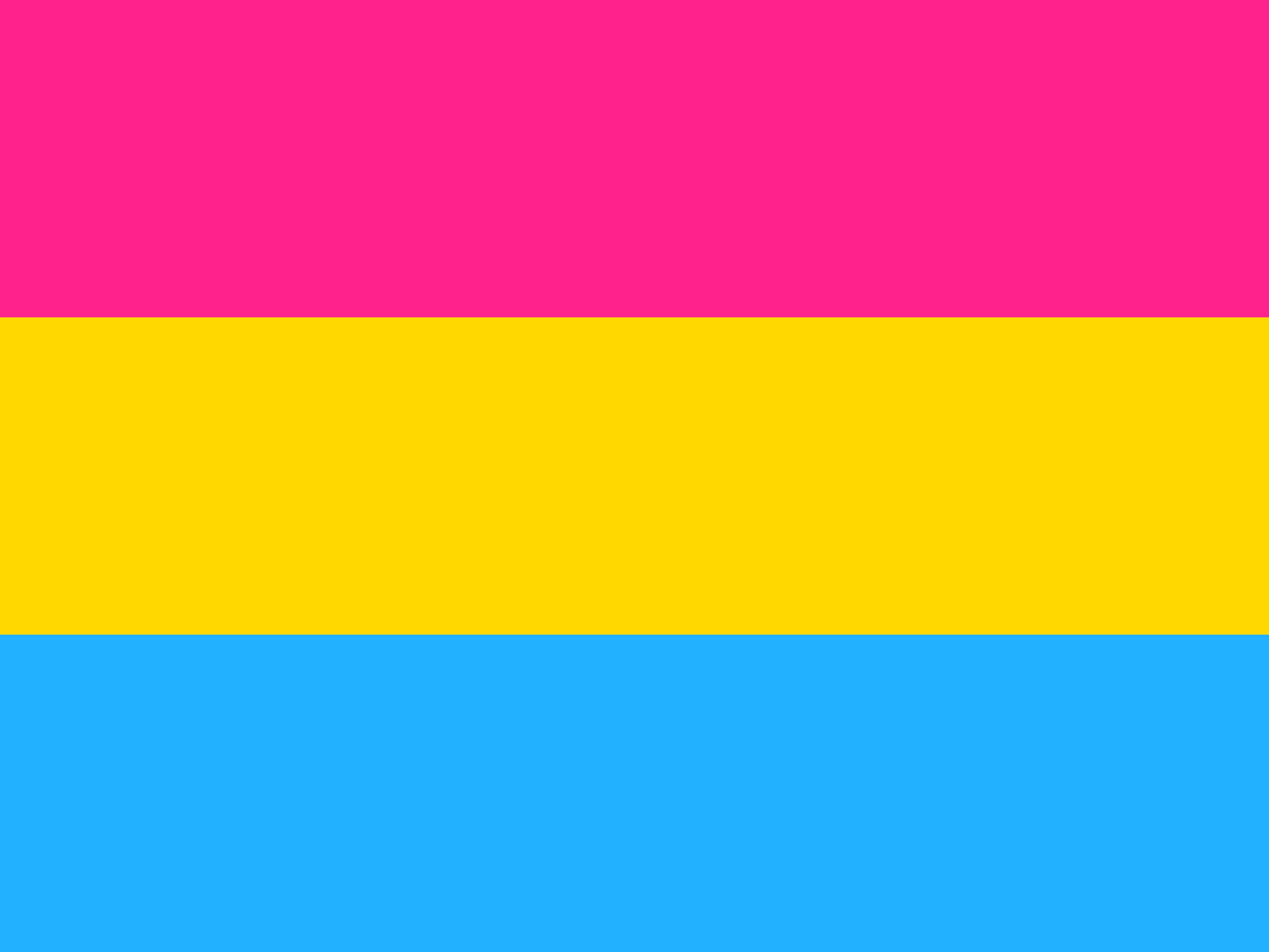 Флаг Пансексуалов
