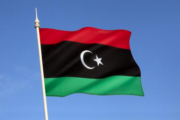 Флаг ливии фото